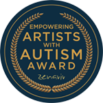 Zenaviv Empowering Artists with Autism Impact Award